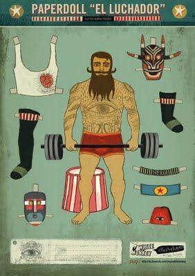 El Luchador.