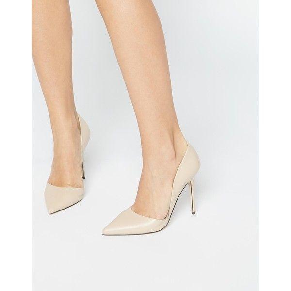 Lost Ink TYE SLINGBACK STILETTO - High heels - nude M04Hcooi