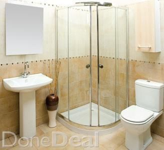 This Image Shows Milano Drake Suite 2 Tap Hole Basin From Tesco Bathrooms Bathroom Suite Cheap Bathroom Suites Bathroom Suites