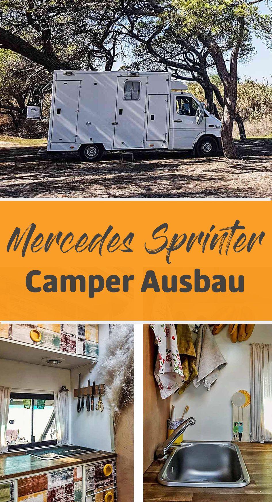 sprinter wohnmobil selbstausbau der sprinter als ideale. Black Bedroom Furniture Sets. Home Design Ideas