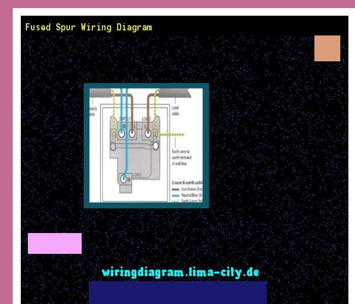 Fused Spur Wiring Diagram Wiring Diagram 174811 Amazing Wiring Diagram Collection Wire Diagram Spur