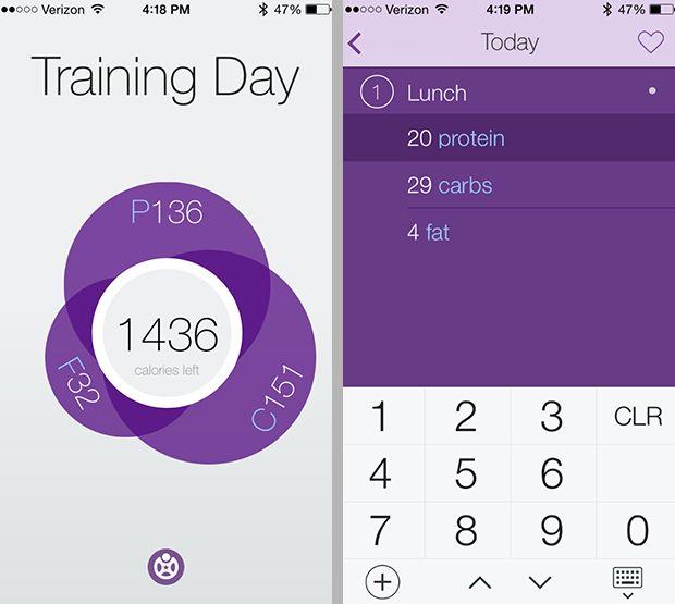 5 Food Diary Apps to Track Macros On the Go Macro app