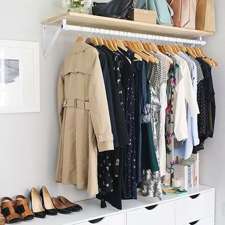 Fabulous Use Of Our Brooklyn Midi Drawers, Paired Together As A Stylish  Storage Solution Without. Organizing TipsCloset IdeasClothes ...