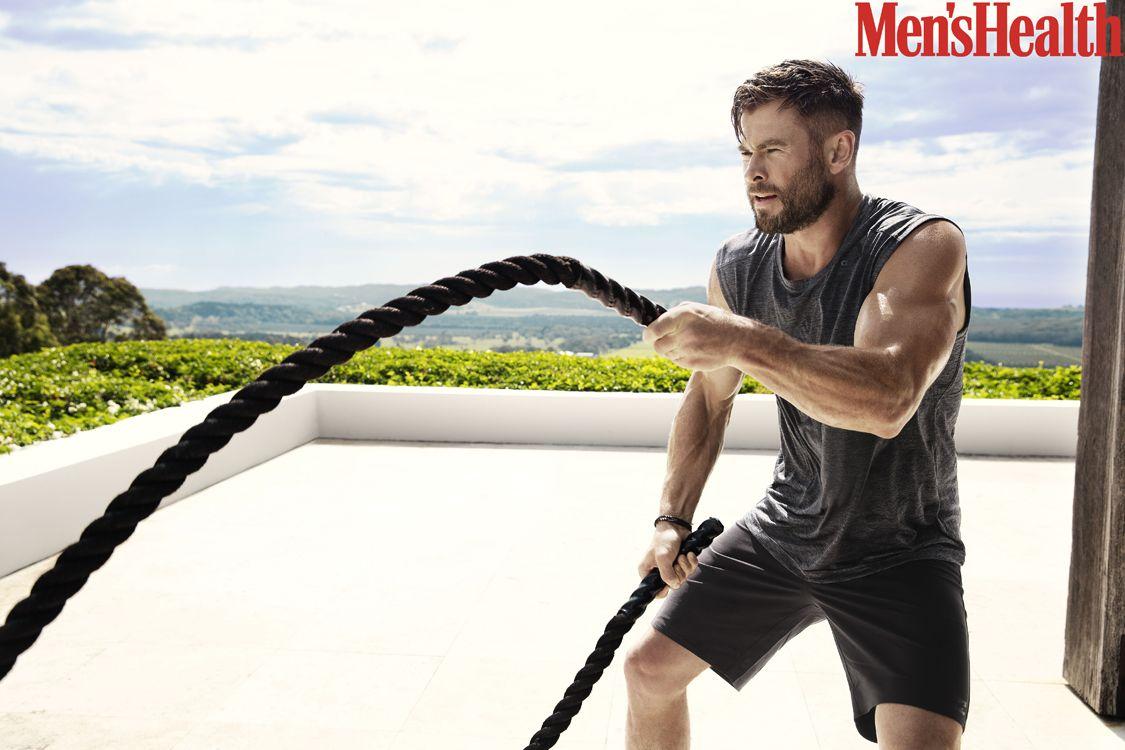 Chris Hemsworth Thor Ragnarok Costume Vest en 2019