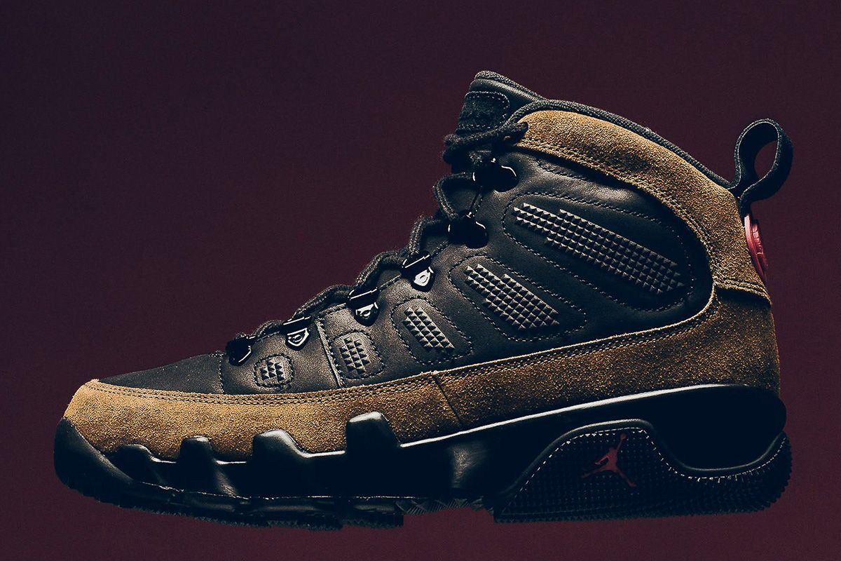 newest 14707 1a8de Air Jordan 9 Retro Boot NRG