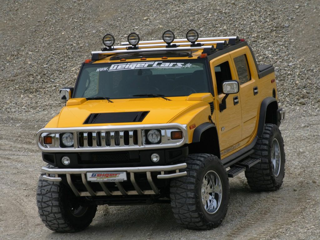 Hummer h2 ofroad wallpapers