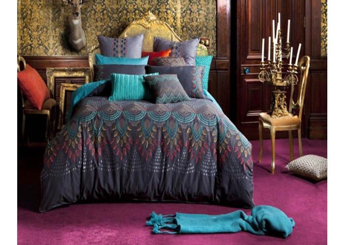 Adiri By Kas Australia Comforter Set Queen Bedding Duvet Cover
