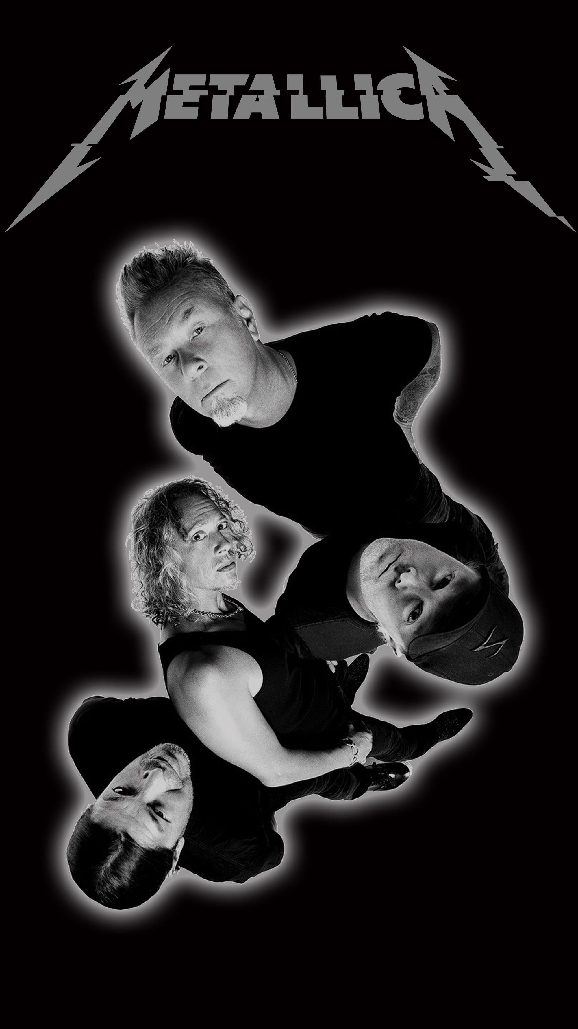 For Wallpaper Smartphone 5 Metallica Hardwired Metallica Logo Metallica Black Album Metallica Black