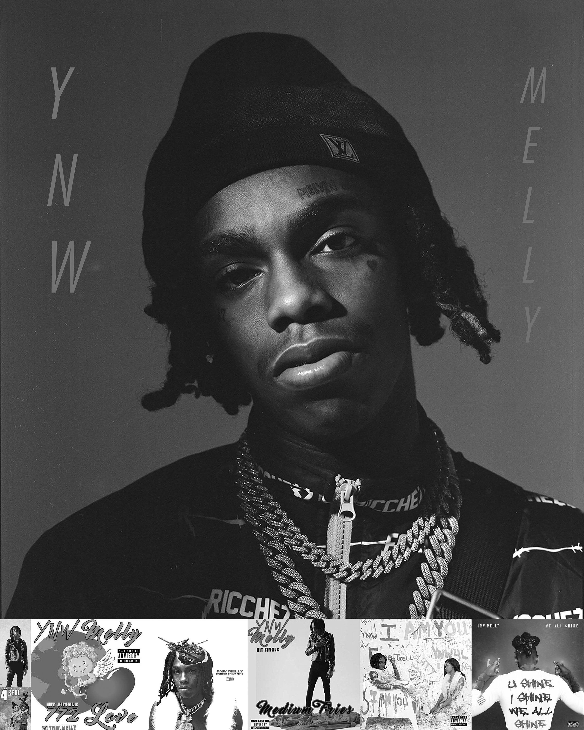 Cute Pictures Of Ynw Melly Ynw Melly Pictures Aesthetic Wallpapers Rap Wallpaper Rapper Art