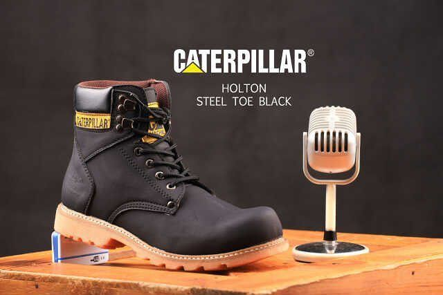 c8e05939d88 Caterpillar Holton Safety 39-43 II nubuck Sintesis II 270 ribu ...