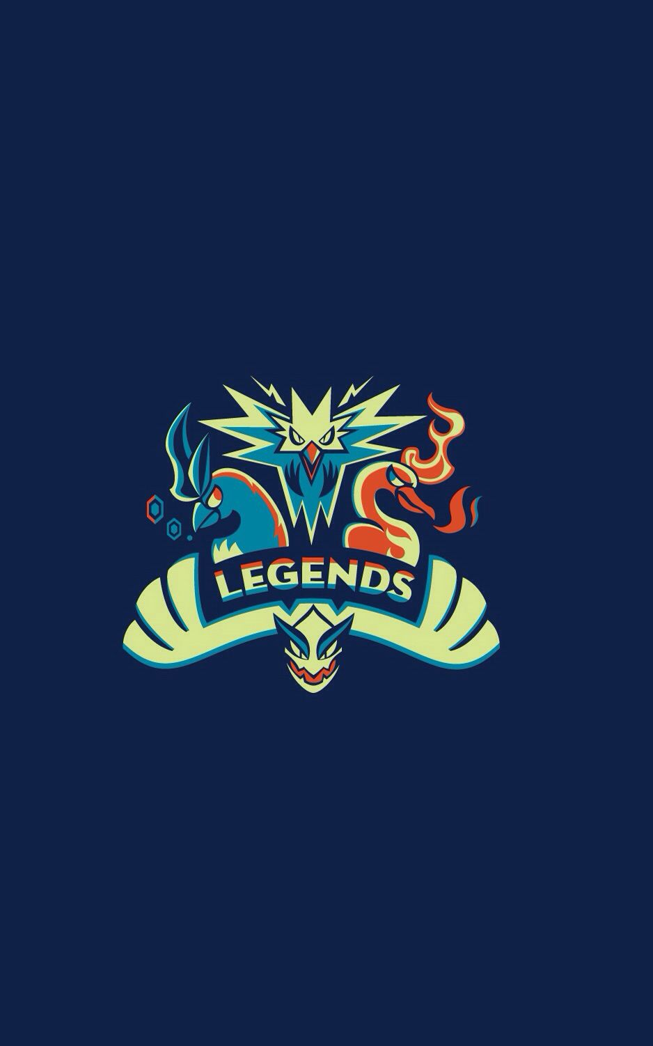 Pokemon legends iPhone 5 wallpaper Proyectos que