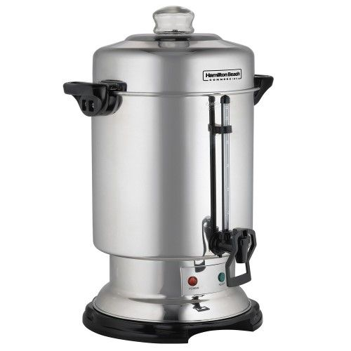 How To Use How To Use Hamilton Beach Coffee Makers Coffee Urn Stainless Steel Coffee Commercial Coffee Makers