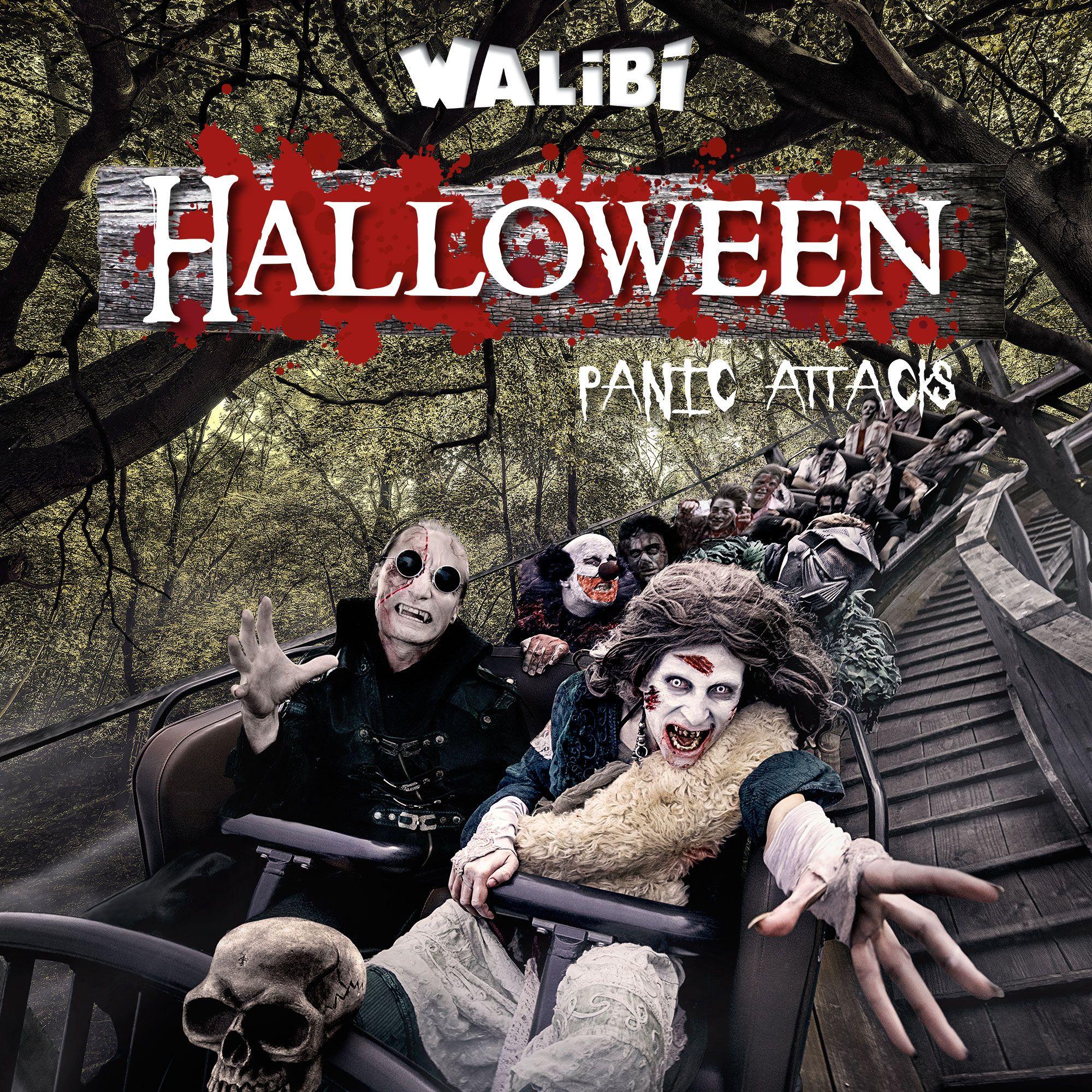 Halloween In Belgie.Halloween In Walibi Belgium Is Het Grootste En Meest