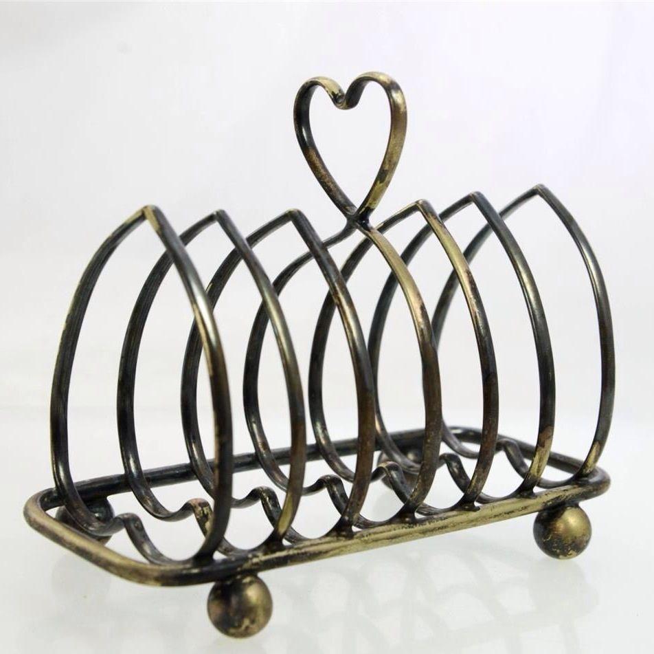 Arts & Crafts Toast Rack