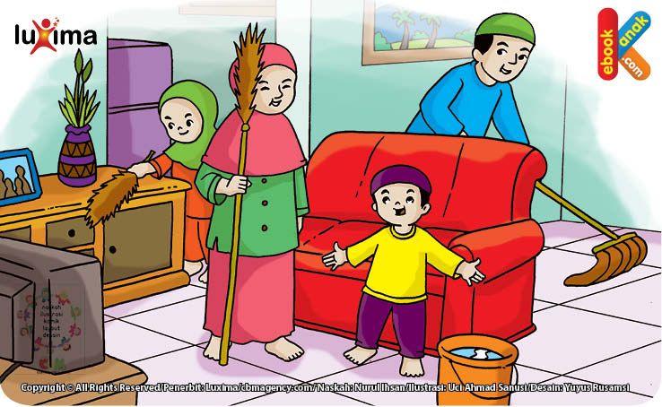 Mirzan Blog S 15 Trend Terbaru Gambar Berbakti Kepada Orang Tua Kartun