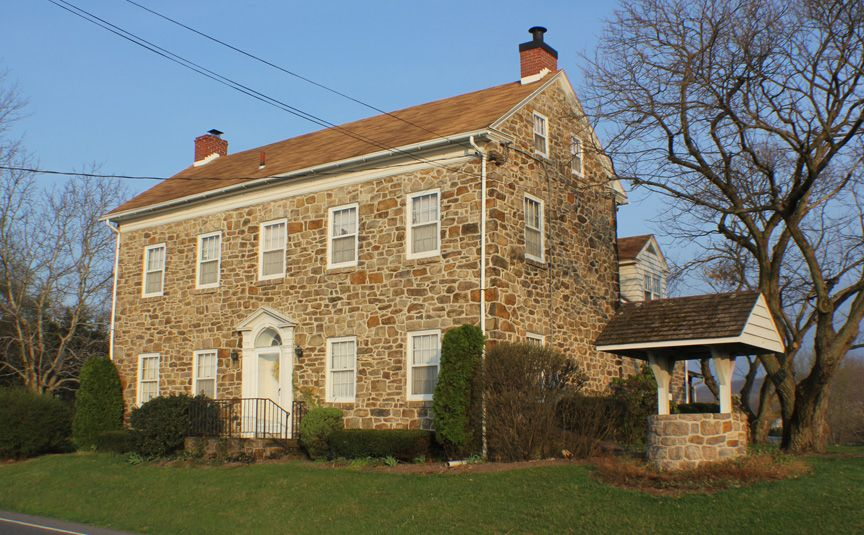 Pennsylvania Stone Houses Historic Homes For Sale