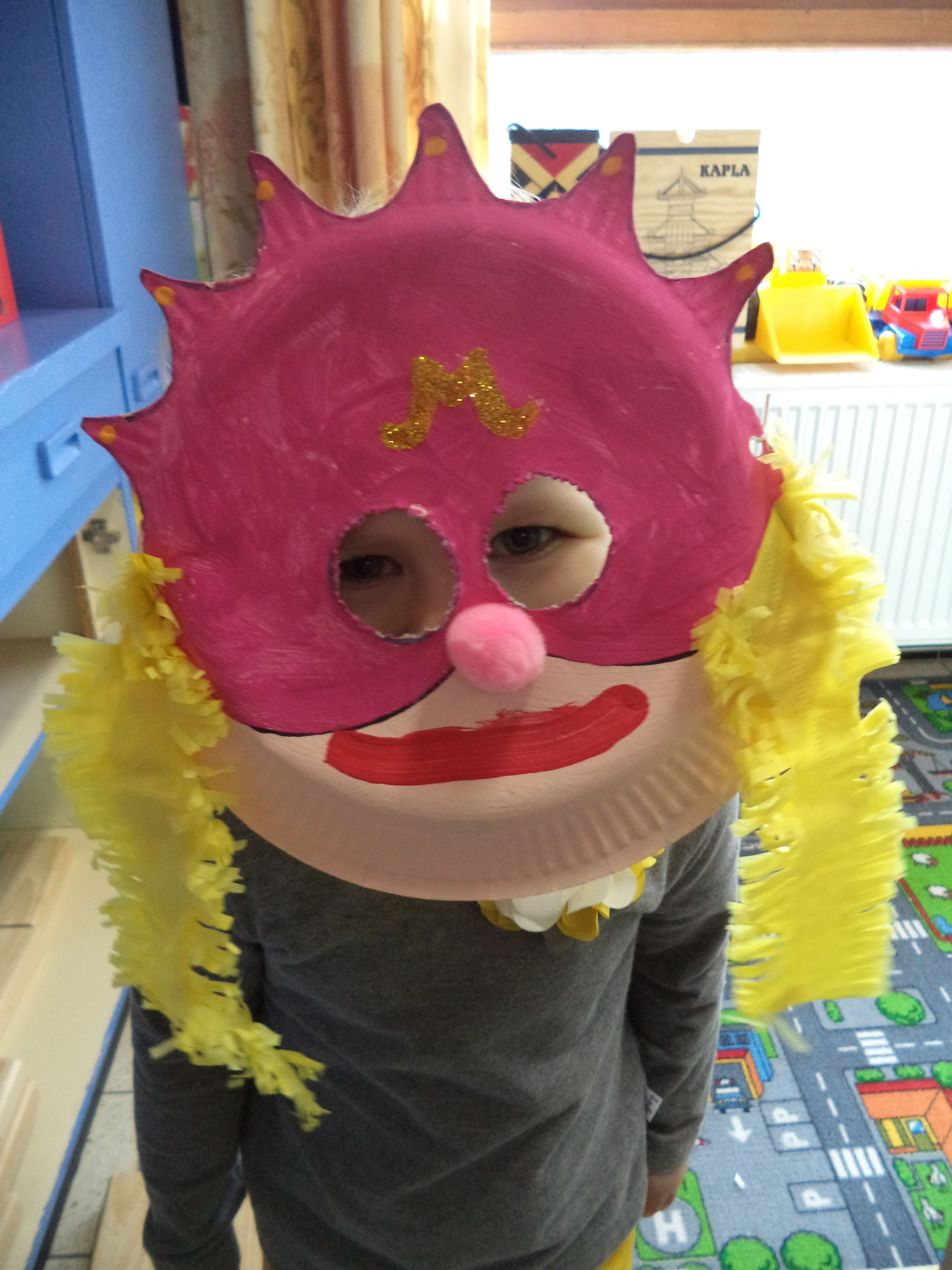 3d Knutsel Mega Mindy Superhelden Knutselen Carnaval Carnaval