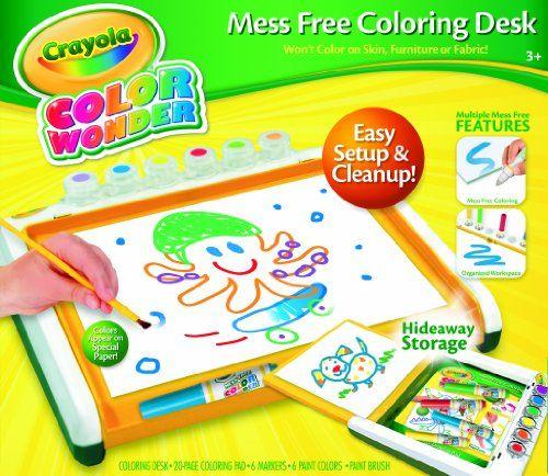 Pin by Shanae McNair on Toys | Free coloring, Crayola pens ...