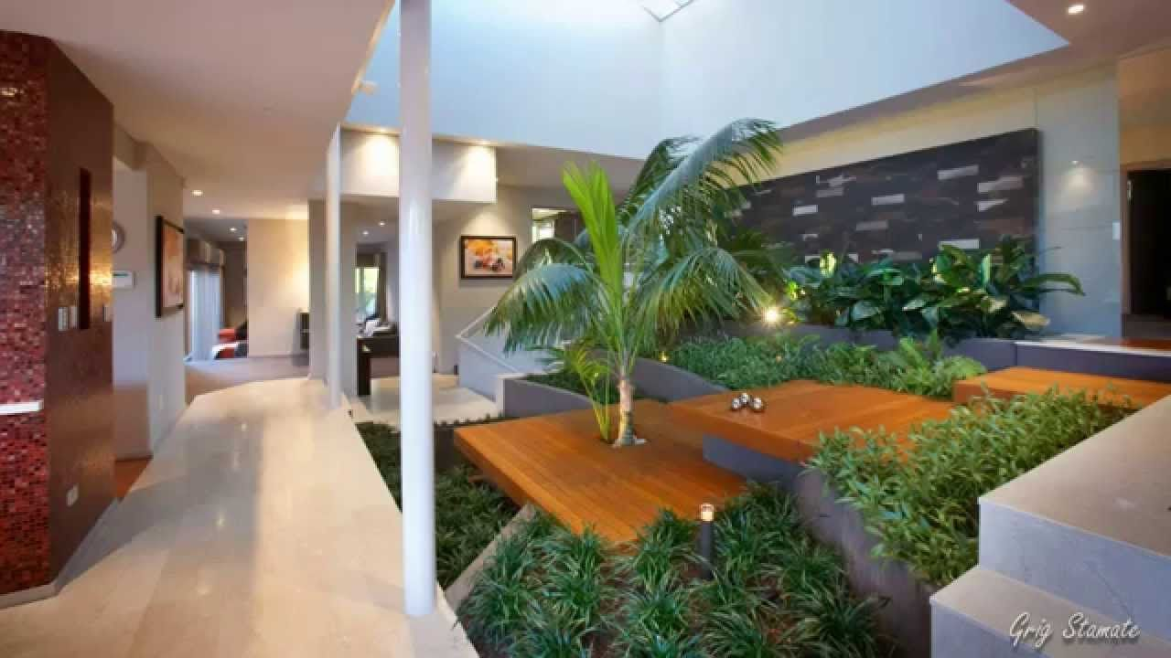 12 Incredible Indoor Garden Design For Simple Home Decoration