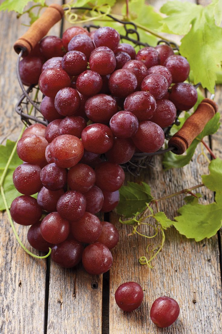 Eating Foods That Are High In Water Content Like Grapes Can Help To Keep You Hydrated
