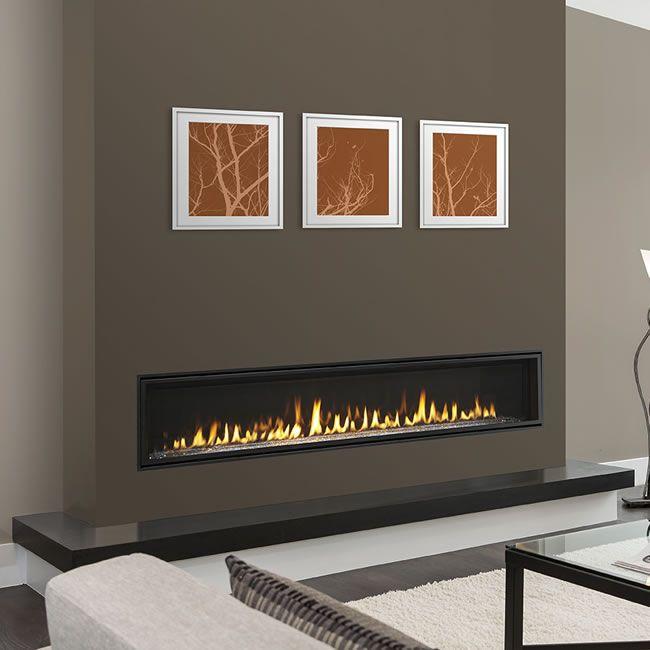 Echelon Ii Wide View 72 Inch Fireplace By Majestic Fine S Gas