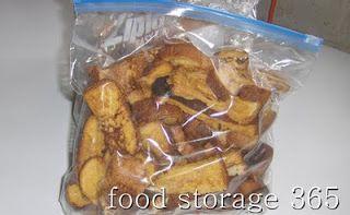 Food Storage 365: Freezer Cooking - Toddler French Toast Sticks -