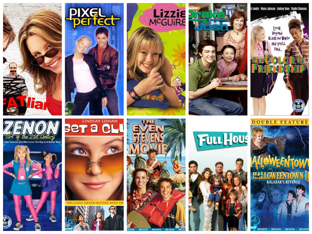 Mary Kate And Ashley Kid Movies List