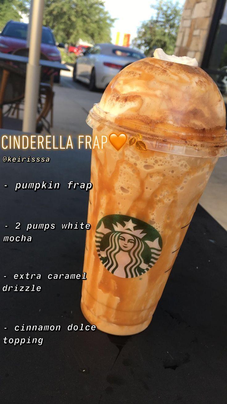 Starbucks Cinderella Frappuccino