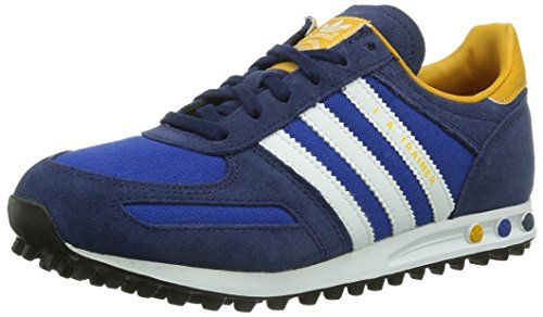 new arrival 6c09b 2baf4 adidas Originals LA Trainer, Unisex-Kinder Sneakers, Blau (new navyrunning  white ftwcollegiate royal), 34 EU ) - Adidas schuhe (Partner-Link)
