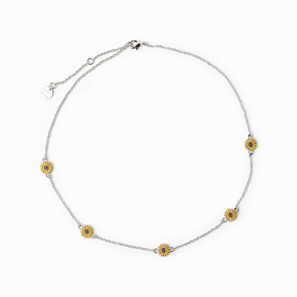 Sunflower Choker | Pura Vida Bracelets