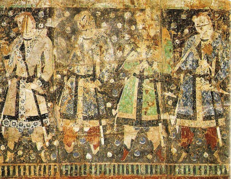 Res Obscura: Vanished Civilization II: The Tocharians   Bottle Imp ...