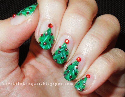 3d Christmas Nail Art For Short Nails Christmas Nail Art Design For Short Nails Christmas Nail Art Designs Christmas Nails Christmas Nails Acrylic