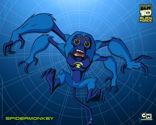 Ben 10 Alien Force 2011 Wallpaper Spidermonkey Ben 10 Alien Force Ben 10 Force Pictures