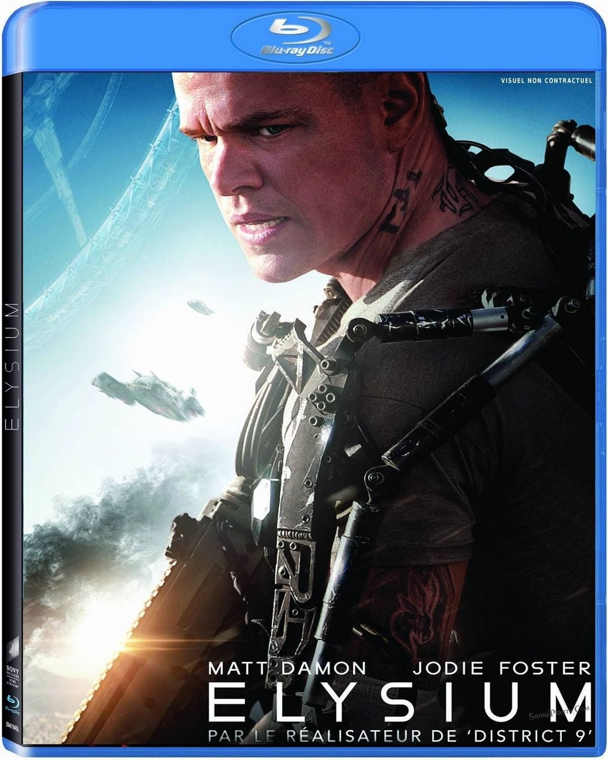 Elysium.2013.1080p.Blu-ray.AVC.DTS-HD.MA.7.1-NiP | SharePirate
