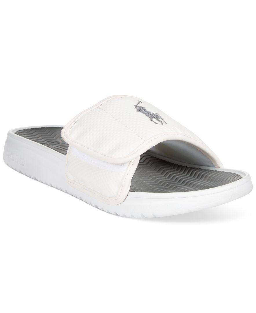 5ee02bf5b51 Polo Ralph Lauren Romsey Sandals