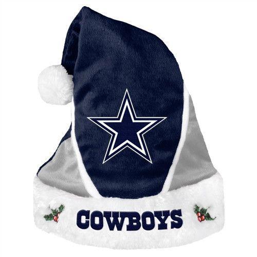 Dallas Cowboys Christmas Hat.Nfl Colorblock Santa Hat Dallas Cowboys Products Dallas