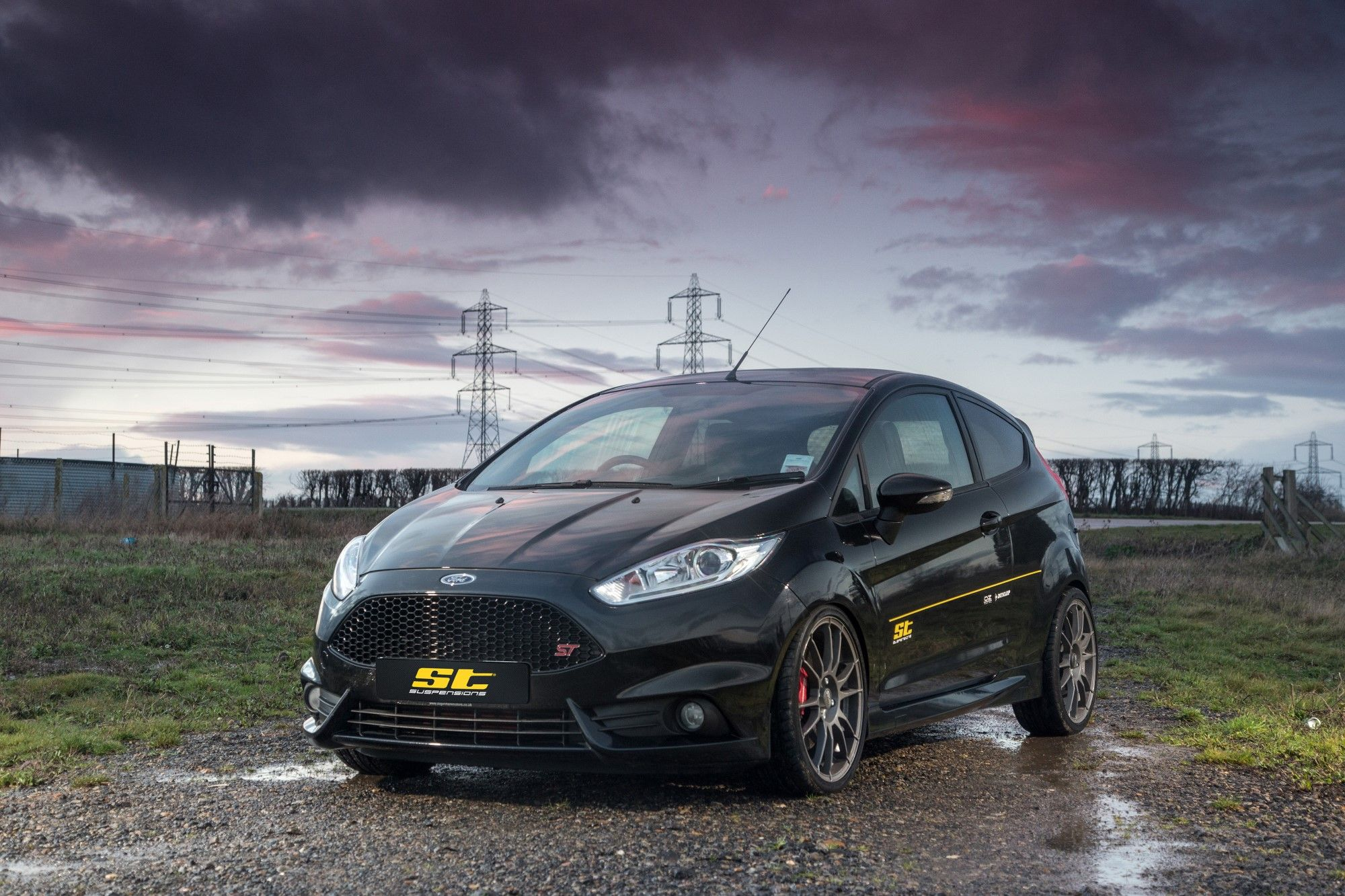 make model year color ford fiesta st blue cars pinterest ford cars and dream cars