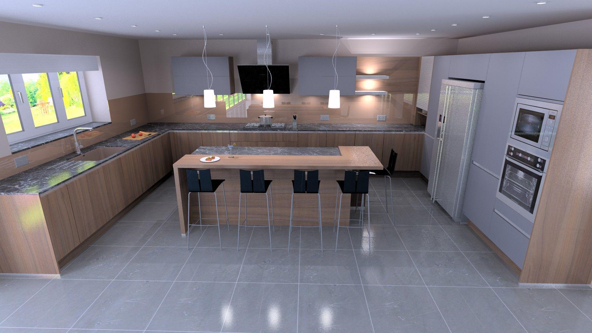 Latest Kitchen Design For Customer In Northwood  Best Kitchen Gorgeous Latest Kitchen Design Review