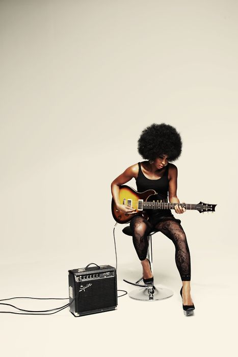 afros, music, lace, style