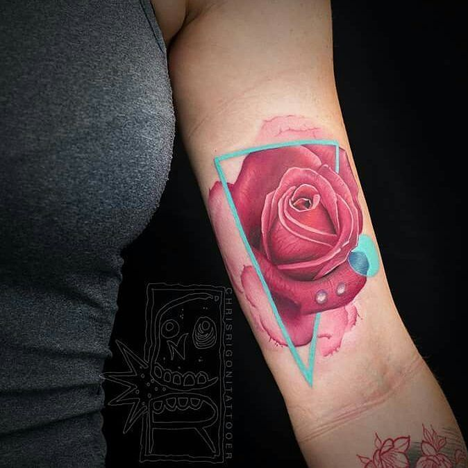 Tattoo work by: @chrisrigonitattooer!!!) #skinartmag #tattoorevuemag #supportgoodtattooing #support_good_tattooing #tattoos_alday #sharon_alday #tattoo #tattoos #tattooed #tattooart #bodyart #tattoocommunity #tattooedcommunity #tattoolife #tattooedlife #tattooedpeople #tattoosociety #tattoolover #ink #inked #inkedup #inklife #inkedlife #inkaddict #besttattoos #realtattoos #tattooculture #roses #skinart #skinartmagazine by skinart_mag