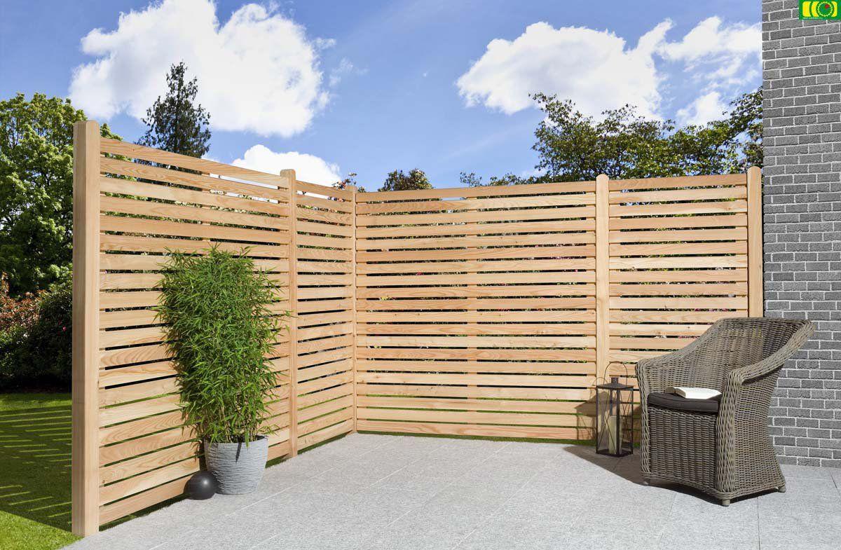 Drewniany Plot Deskowy 180x180 Pergola Dach Pergola Beleuchtung