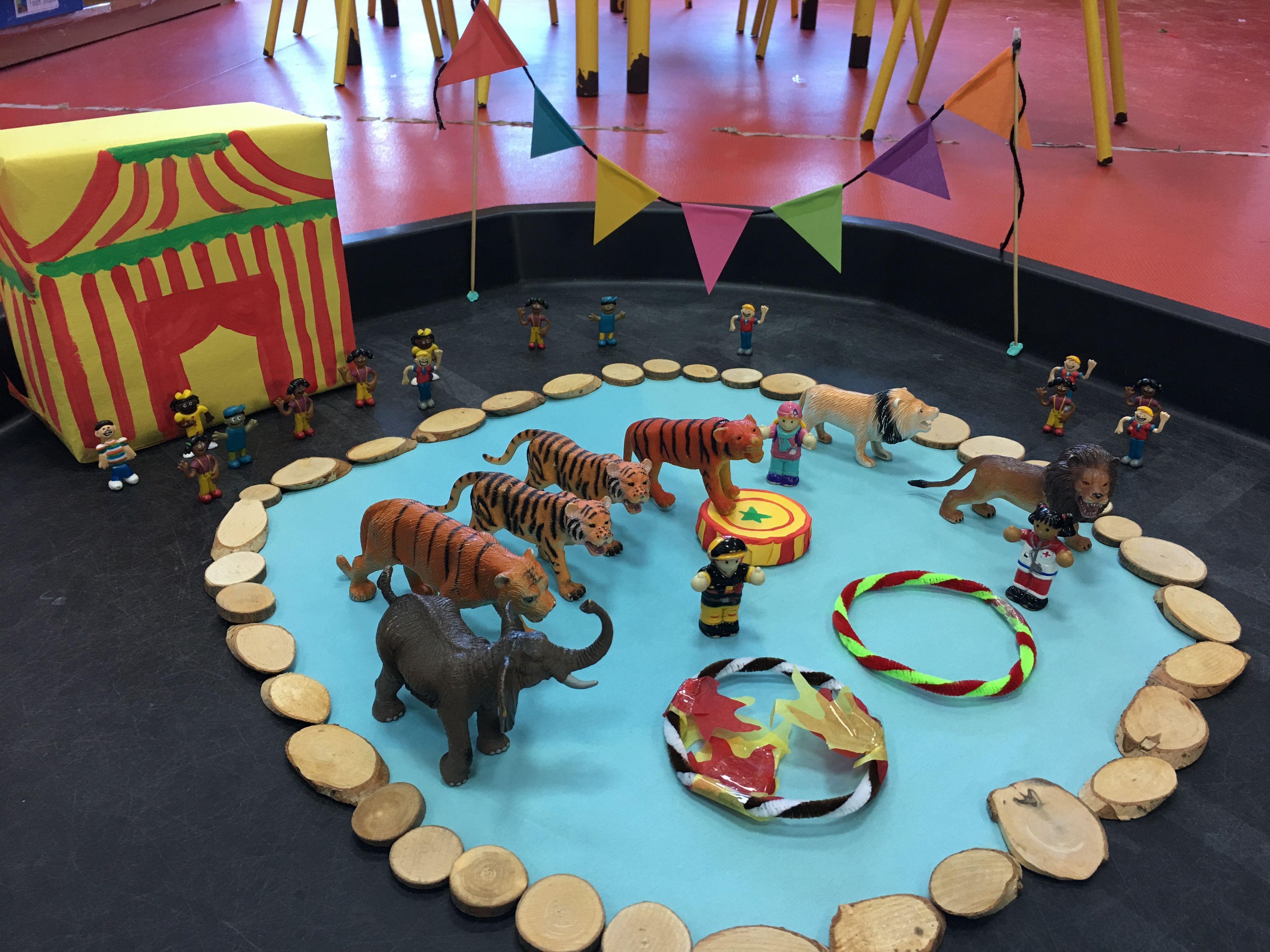 Circus R5 Tuff tray, Table decorations, Decor