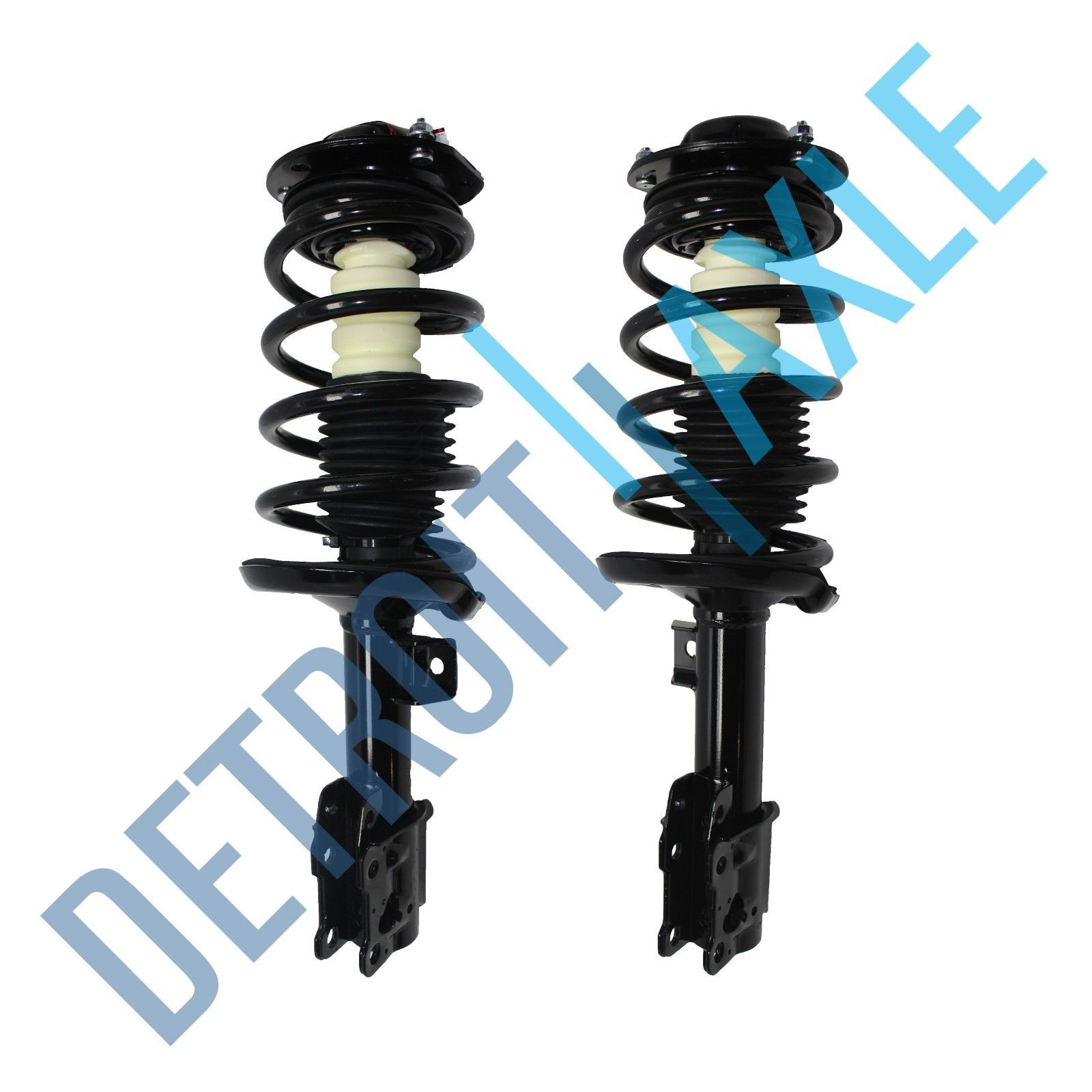 Complete Front Right Side Strut for 2005-2010 Toyota Sienna FWD 7 Passenger