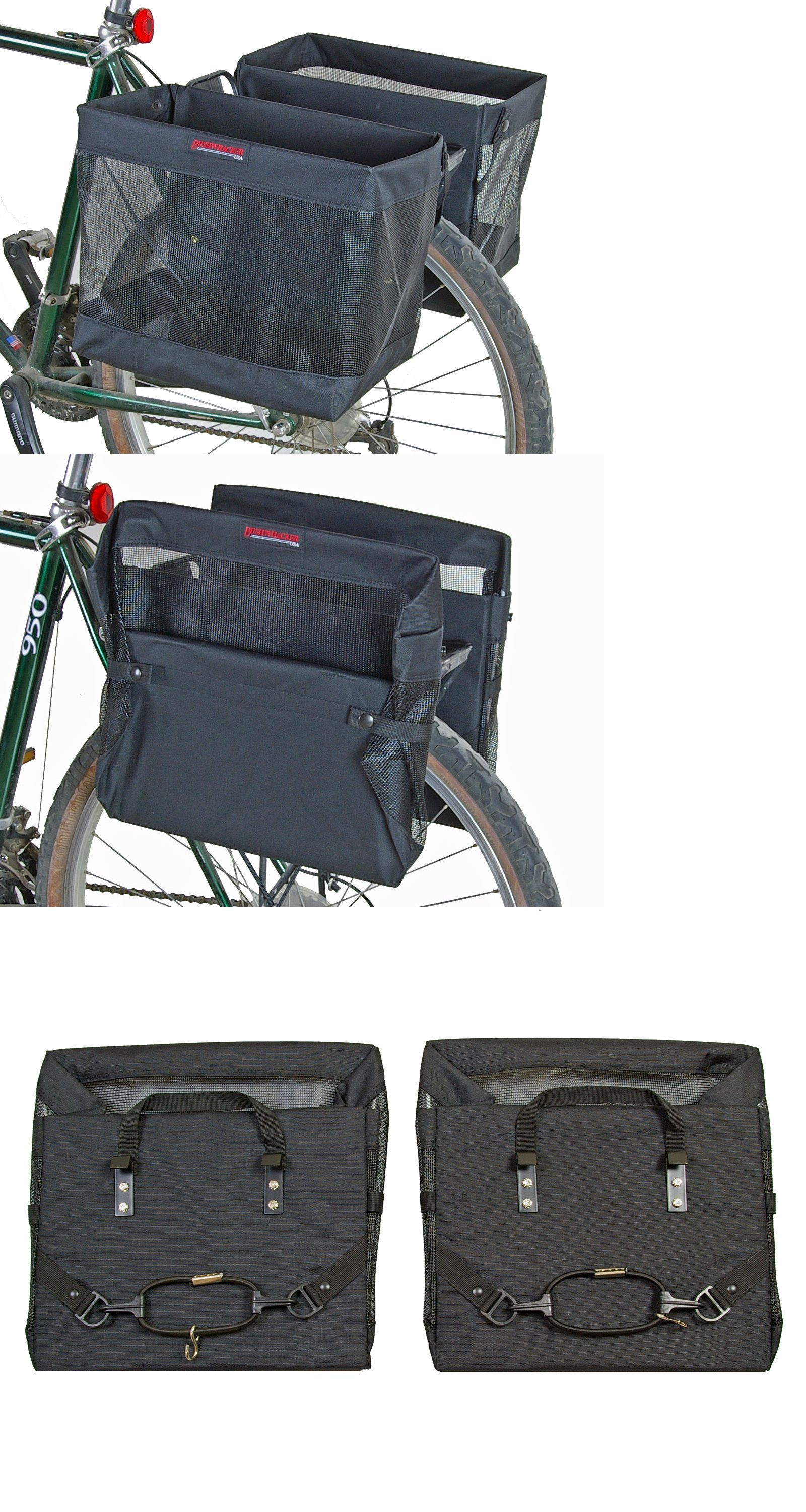 Bags And Panniers 177833 Bushwhacker Omaha Bike Grocery Basket