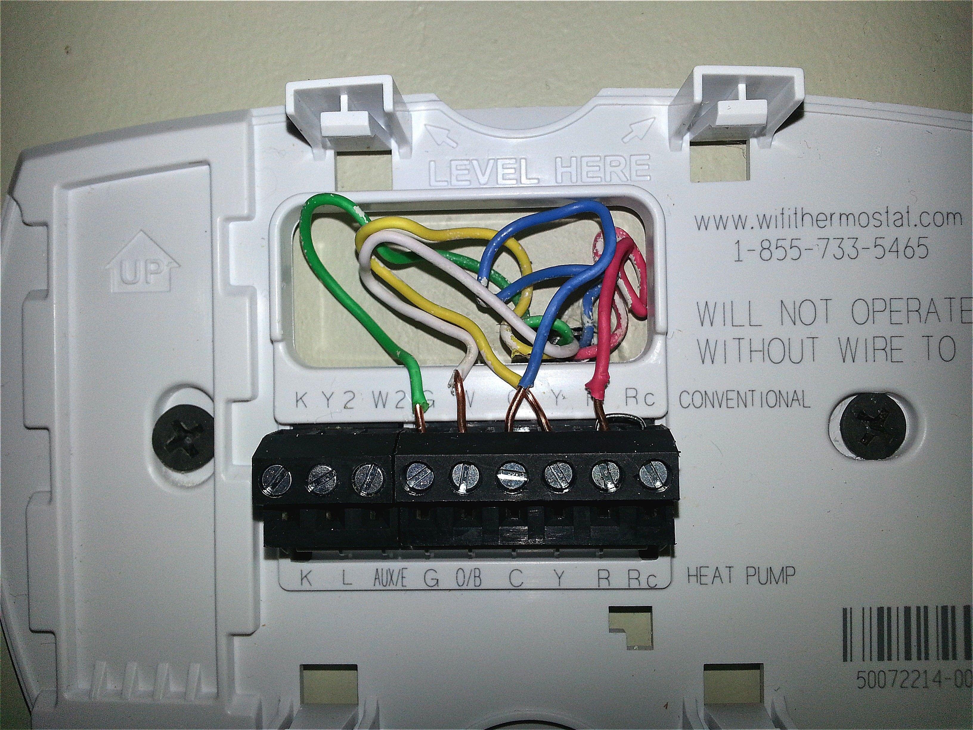New Honeywell thermostat Rth2310 Wiring Diagram #diagram #diagramsample  #diagramtemplate #wiringdiagram …   Honeywell wifi thermostat, Thermostat  wiring, ThermostatPinterest