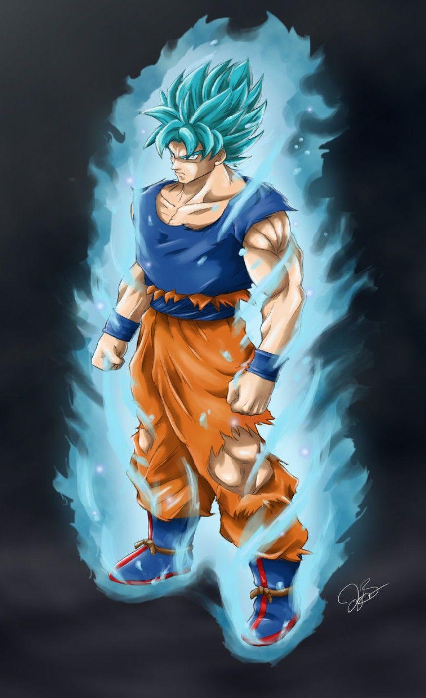 Goku Super Saiyan Blue Dragon Ball Super Anime Dragon Ball Super Goku Super Saiyan Blue Anime Dragon Ball