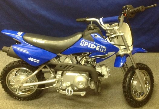 Kymoto 50cc Dirt Bike - 4-Stroke Engine - | Bikes for my