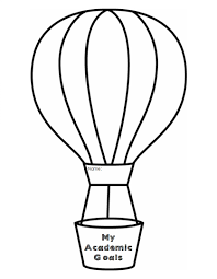 Image result for oh the places you'll go balloon template