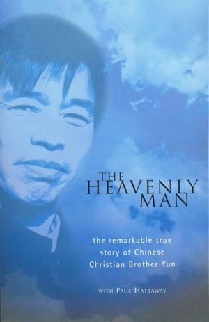 The Heavenly Man: The Remarkable True Story of Chinese Christian Brother Yun#Repin By:Pinterest++ for iPad#