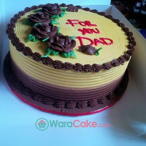 12 Inches Vanilla Ordered Yesterday Delivery Today Yaba Cakes